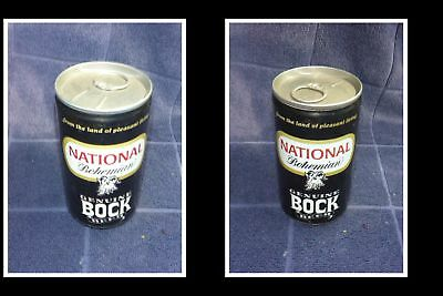 Old Collectable Usa Beer Can, National Bohemian Genuine Bock