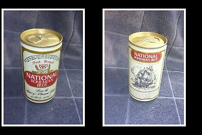 Old Collectable Usa Beer Can, National Bohemian Beer, P/L Us Constellation