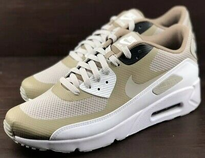 official photos 373d5 e23a4 NEW Men s Nike Air Max 90 Ultra 2.0 Essential Pale Grey Khaki (875695-005
