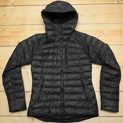 75c6f3acf THE NORTH FACE MORPH HOODIE GREY - 800 DOWN insulated WOMEN'S PUFFER JACKET  - M