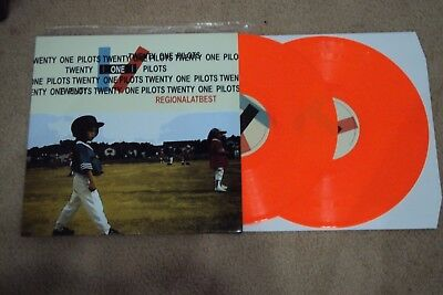 Twenty One Pilots REGIONAL AT BEST Vinyl - ORANGE 2017 UK Import - New!