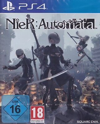 NieR Automata - NEU - Playstation 4 - PS4