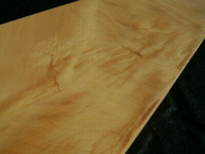 Thick QUILTED HUON PINE sculptural / craft slab