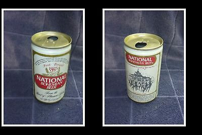 Old Collectable Usa Beer Can, National Bohemian Beer, P/L Old Hill Top