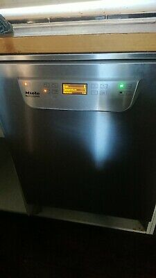 Miele PG8059SS commercial dishwasher
