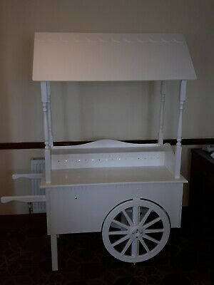 Wooden Candy Cart For Sale