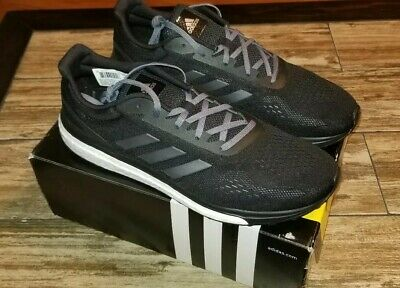 low priced 278d4 0bcc9 Men s Adidas Response LT M Boost Running Shoes Black New! BA7541   sz 13