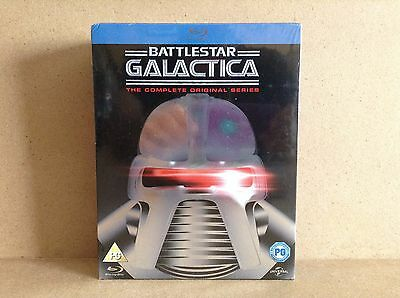 Battlestar Galactica: The Complete Original Series (Blu-ray) *BRAND NEW*