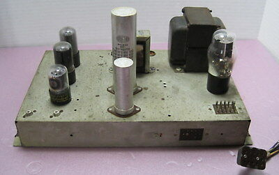 6V6 Push-Pull Amplifier==Nice & Original!