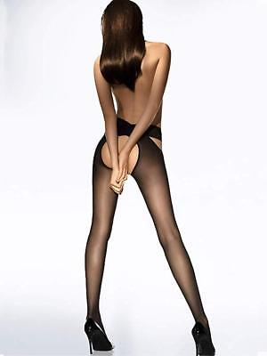 93f1c90913 Wolford Individual 12 Denier Stay-Hip Stay Up Pantyhose Hosiery