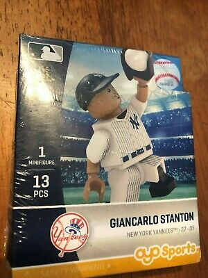 Aaron Judge New York Yankees 2018 All-Star OYO Sports Toys MiniFigure LE of 600