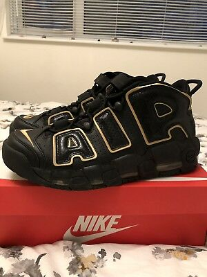 9087f9d2cd MENS NIKE AIR More Uptempo '96 Obsidian Size 9 Used - £100.00 ...