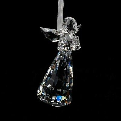 SWAROVSKI $140 CRYSTAL ANGEL ORNAMENT CHRISTMAS 2015 -NIB- #5135833 Switzerland