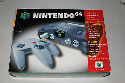 Nintendo 64 - Box only