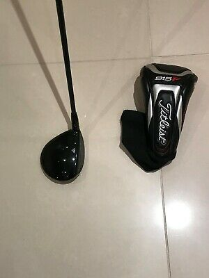 15 Degree Diamana S+70x5ct Stif... Titleist Fairway 3 Wood 915 Fd Graphite