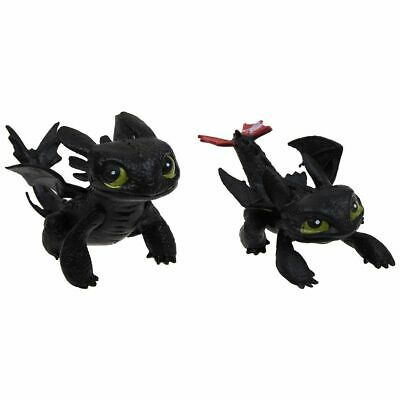 How To Train Your Dragon 2 Mini Toothless Night Fury Figure Toy Collectible Gift