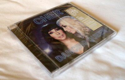 Cher - Dancing Queen - 2018 CD, Brand New Factory Sealed