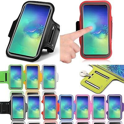 Fancy Gym Armband Running Jogging Exercise Case For Samsung Galaxy S10 S10+ S10e