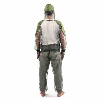 Outdoor Lightweight Anti-Mosquito Suit Portable High Density Net Yarn