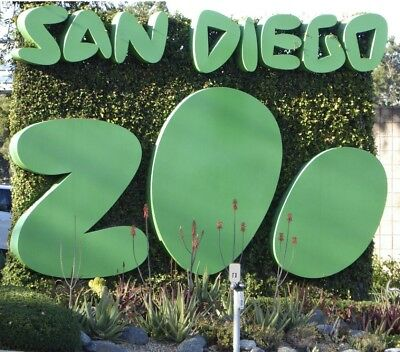San Diego Zoo Tickets Admission Promo Discount Tool ~ Great Savings!!