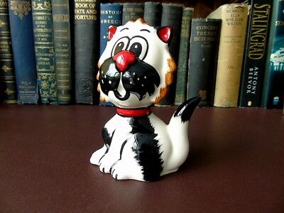 Vintage Lorna Bailey Stylised Cat Figurine - Collectable Figurines