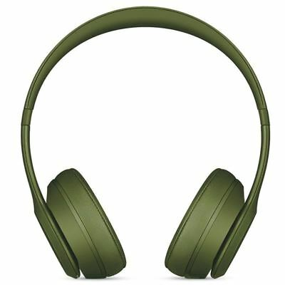 a33af366b92674 ... BEATS BY DRE; CUFFIE BEATS SOLO 3 Wireless Colore Verde Muschio ...