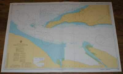 Nautical Chart No. 481 Trinidad and Venezuela - Serpent's Mouth