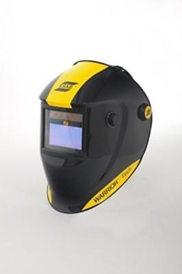 Esab Warrior Tech Welders Headshield Auto Darkening Helmet c/w Express Delivery