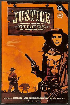 Justice Riders (GN)
