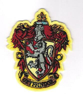 patch embroidered / écusson thermocollant Harry Potter Gryffindor / Gryffondor