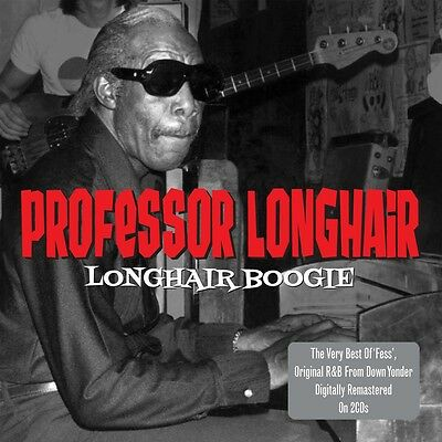 Professor Longhair - Longhair Boogie - The Very Best Of / Greatest Hits 2CD NEW