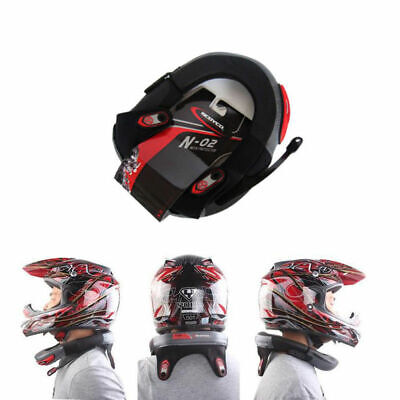 Light Motorcycle Motocross Racing Downhill MTB Neck Protector Guard Collar Brace