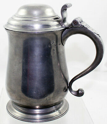 RARE EARLY 18Century ENGLISH TANKARD