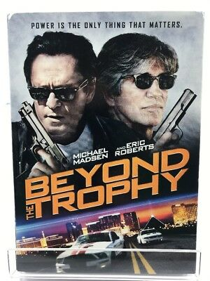 New Sealed Beyond the Trophy (DVD, 2014) Slip Cover Widescreen