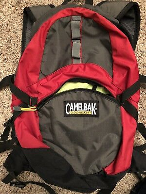 142e97a25 CAMELBAK CLOUD WALKER Hydration Backpack PreOwned EUC Bladder/flask ...