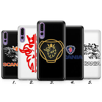 Scania Truck Car New 2019 Thin Uv Gel Plastic Phone Case Cover Huawei