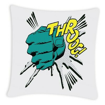 NEW Marvel Avengers Comic Cushion By Spotlight