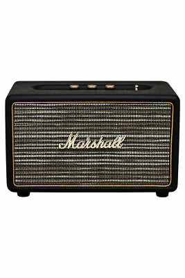 Marshall ACTON Bluetooth Wireless Stereo Portable Speaker 3.5mm AUX in 40W Black