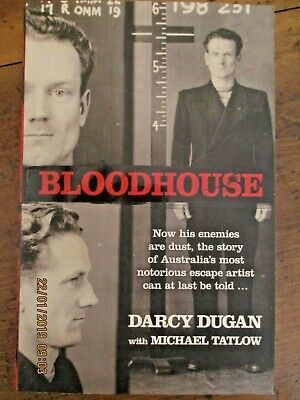 ~BLOODHOUSE by DARCY DUGAN - Australian True Crime - VGC (Paperback, 2012)~