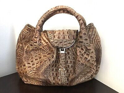 e3bb506455f1 RARE FENDI SPY Bag Alligator -  2