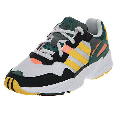 Adidas Yung-96 - Greone Bogold Solred - Sneakers Bas Homme Multicolore b04ffc7e9