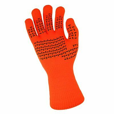 DexShell Waterproof ThermFit Neo Gloves - Orange