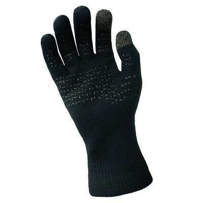 DexShell Waterproof ThermFit Neo Gloves (Touch Screen) - Black