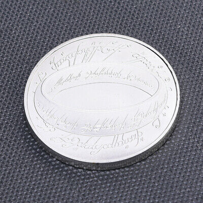 Silver Medal Lord of the Rings Hobbit Zealand Elizabeth II Not Circulated Coins