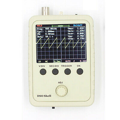 DSO150 15001K Oscilloscope For Electronic Training Teach Digital Assembled K3I4F