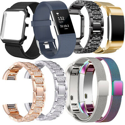 For Apple iWatch For Fitbit Alta HR  Blaze Tracker / Charge 2 Watch Straps Band