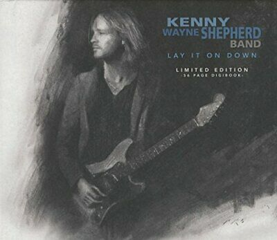 Kenny Wayne Shepherd - Lay It On Down [Cars and Guitars Edition] [CD]