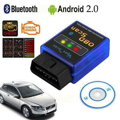 ELM327 Wi-Fi OBD2 OBDII WiFi For iPhone Android PC Car Diagnostic Scanner NEW