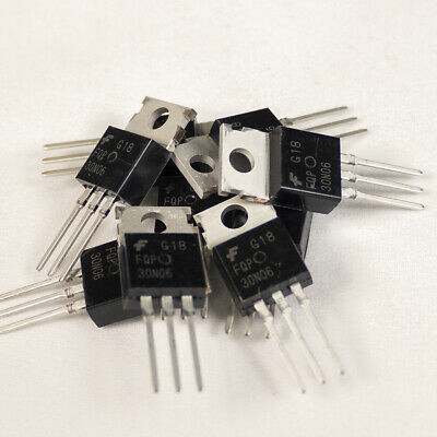 FQP30N06 N-Channel MOSFET 32A 60v TO-220 ideal for Arduino and Pi UK SELLER
