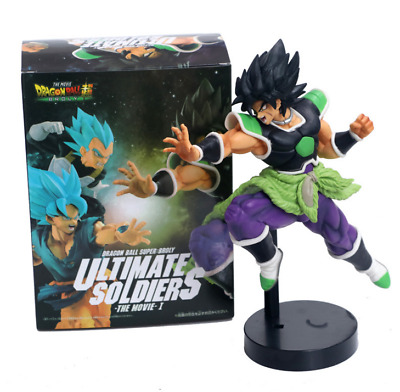 Dragon Ball Super Ultimate Soldier The Movie I BROLY Action Figure PVC 24CM